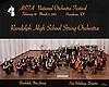 Randolph High School String Orchestra