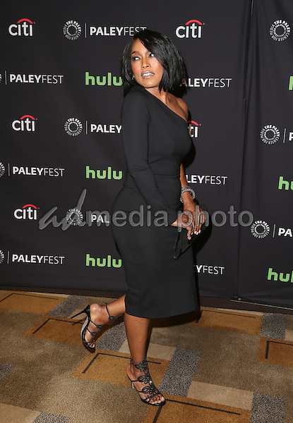 """20 March 2015 - Hollywood, Angela Bassett. The Paley Center For Media's 33rd Annual PaleyFest Los Angeles - Closing Night Presentation: """"American Horror Story: Hotel"""" Held at The Dolby Theatre. Photo Credit: F.Sadou/AdMedia"""