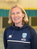 Nicola Wilson (CS women's participation manager) - for further information please contact Ben Fox, Cricket Scotland on 0131 313 7420 or at benfox@cricketscotland.com - picture by Donald MacLeod - 24.01.2017 - 07702 319 738 - clanmacleod@btinternet.com - www.donald-macleod.com