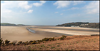 BNPS.co.uk (01202 558833)<br /> Pic: Strutt&amp;Parker/BNPS<br /> <br /> The views from the island.<br /> <br /> The owners of a picturesque island are looking for a budding Robinson Crusoe to take it on for as little as &pound;500 rent a month.<br /> <br /> The stunning Ynys Giftan is an 18-acre island in an estuary overlooking the Italianate village of Portmeirion with incredible panoramic views of the coastline, mountains and the Irish Sea.<br /> <br /> But whoever takes on the remote paradise will need to spend upwards of &pound;100,000 renovating the ramshackle farmhouse on it.<br /> <br /> The island is part of the Glyn Estate and the owner, the 7th Baron Harlech, is letting it out on a 20-year improving lease so someone can bring it back to life.