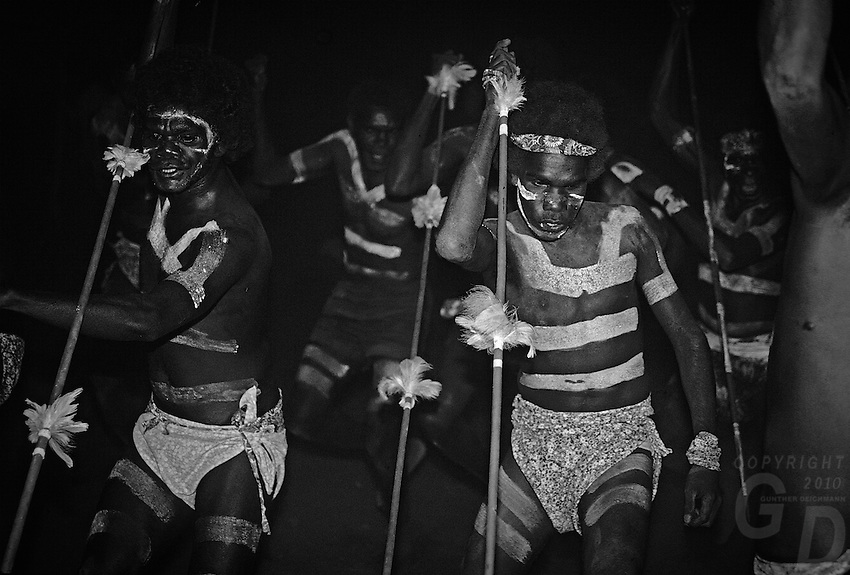 Aboriginal Ceremony in Central Australia