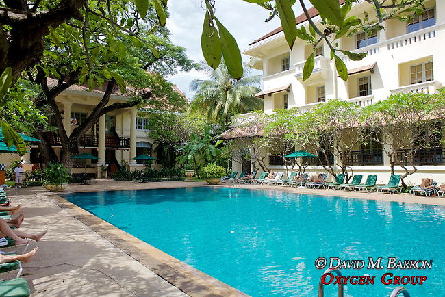 Hotel Royal Pool, Phnom Penh