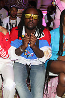 NEW YORK, NY- SEPTEMBER 8: Wale at the Saweetie NYFW 2019 Runway Show in New York City on September 8, 2019. <br /> CAP/MPIWG<br /> ©WG/MPI/Capital Pictures