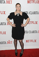 www.acepixs.com<br /> <br /> February 1 2017, LA<br /> <br /> Drew Barrymore arriving at the premiere Of Netflix's 'Santa Clarita Diet' at the ArcLight Cinemas Cinerama Dome on February 1, 2017 in Hollywood, California<br /> <br /> By Line: Peter West/ACE Pictures<br /> <br /> <br /> ACE Pictures Inc<br /> Tel: 6467670430<br /> Email: info@acepixs.com<br /> www.acepixs.com