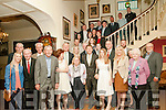 Sheehan Family Celebration : The Sheehan family from Moyvane celebrating the marriage of Sean & Cathlin Carlson, son of Nuala Sheehan Carlson who were married in Grand Rapids, Michigan last year at the Listowel Arms Hotel on Saturday last.