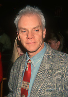 Malcolm McDowell, 1993, Photo By Michael Ferguson/PHOTOlink