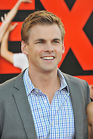 Tommy Dewey at the world premiere of &quot;Sex Tape&quot; at the Regency Village Theatre, Westwood.<br /> July 10, 2014  Los Angeles, CA<br /> Picture: Paul Smith / Featureflash
