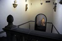 Pietà Bandini, opera di Michelangelo.Museo dell'Opera del Duomo..Firenze.Florence.