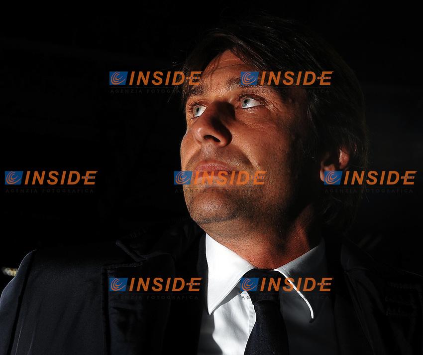 Antonio CONTE Allenatore Juventus.Roma 26/11/2011 Stadio Olimpico.Football Calcio Serie A 2011/2012.Lazio Vs Juventus.Foto Insidefoto Andrea Staccioli