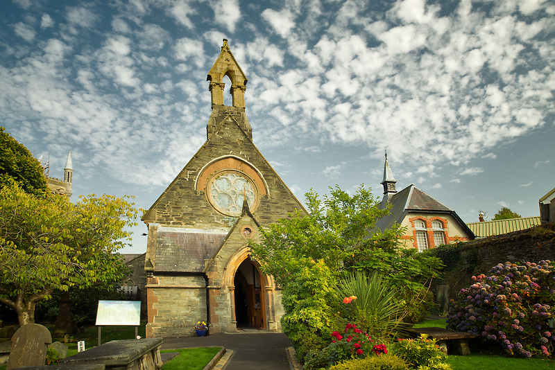 St. Augustine's Church. Church of Ireland (Anglican). Derry/Londonderry, Northern Ireland