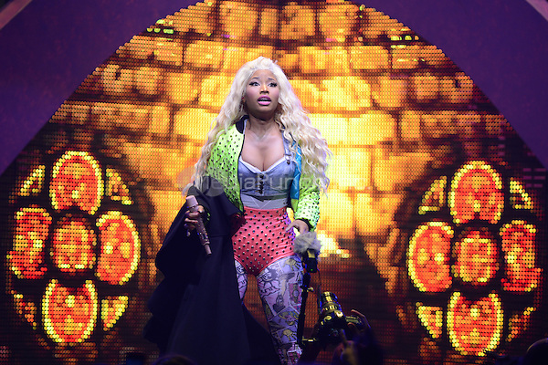 MIAMI, FL - JULY 24:  Nicki Minaj in concert at the James L. Knight Center on July 24, 2012 in Miami Florida. © mpi04/MediaPunch Inc