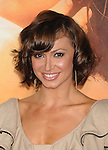"""HOLLYWOOD, CA. - March 25: Karina Smirnoff    arrives to """"The Last Song"""" Los Angeles Premiere at ArcLight Hollywood on March 25, 2010 in Hollywood, California."""