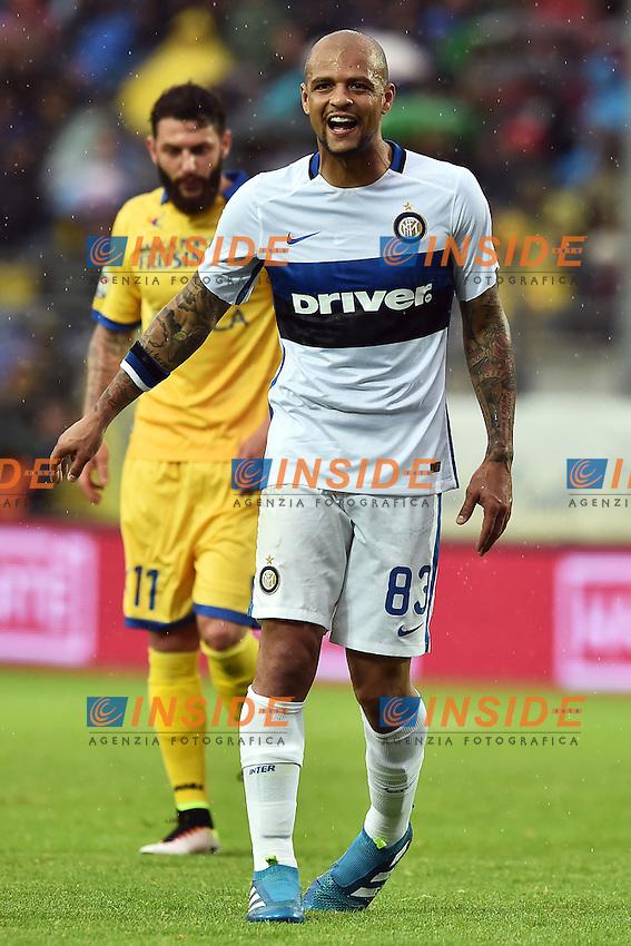 Felipe Melo Inter <br /> Frosinone 09-04-2016 Stadio Matusa Football Calcio Serie A 2015/2016 Frosinone - Inter Foto Andrea Staccioli / Insidefoto