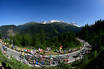 Stage 17 Berne - Finhaut-Emosson