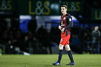 Blackburn Rovers' Darragh Lenihan <br /> <br /> Photographer Andrew Kearns/CameraSport<br /> <br /> The EFL Sky Bet League One - Portsmouth v Blackburn Rovers - Tuesday 13th February 2018 - Fratton Park - Portsmouth<br /> <br /> World Copyright &copy; 2018 CameraSport. All rights reserved. 43 Linden Ave. Countesthorpe. Leicester. England. LE8 5PG - Tel: +44 (0) 116 277 4147 - admin@camerasport.com - www.camerasport.com