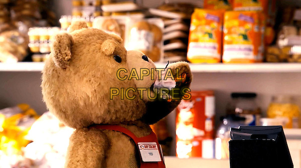 Ted (voice of Seth MacFarlane).in Ted (2012) .*Filmstill - Editorial Use Only*.CAP/NFS.Supplied by Capital Pictures.