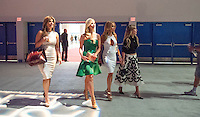 Real Housewives of Miami arrive at opening nite of Miami International Fashion Week in South Beach, Florida, USA ... photo by debi pittman wilkey