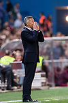 Villarreal Head Coach Fran Ascriba Segura during the La Liga match between Atletico de Madrid vs Villarreal CF at the Estadio Vicente Calderon on 25 April 2017 in Madrid, Spain. Photo by Diego Gonzalez Souto / Power Sport Images