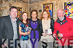 "Moll : Attending the opening night of John B Keane'e play ""Moll"" by the newly formed Fealeside Players, Listowel at St. John's Theatre, Listowel on +Sunday night last were Patrick O'Sullivan, Ciara Kennelly, Eileen McCarthy, Cora O'Brien & Liam Browne."