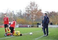VOETBAL: HEERENVEEN: 23-11-2014, Sportpark Skoatterwâld, VV Heerenveen - SC Emmeloord, uitslag 2 - 1, ©foto Martin de Jong