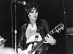 Joan Jett 1980 The Blackhearts<br />&copy; Chris Walter