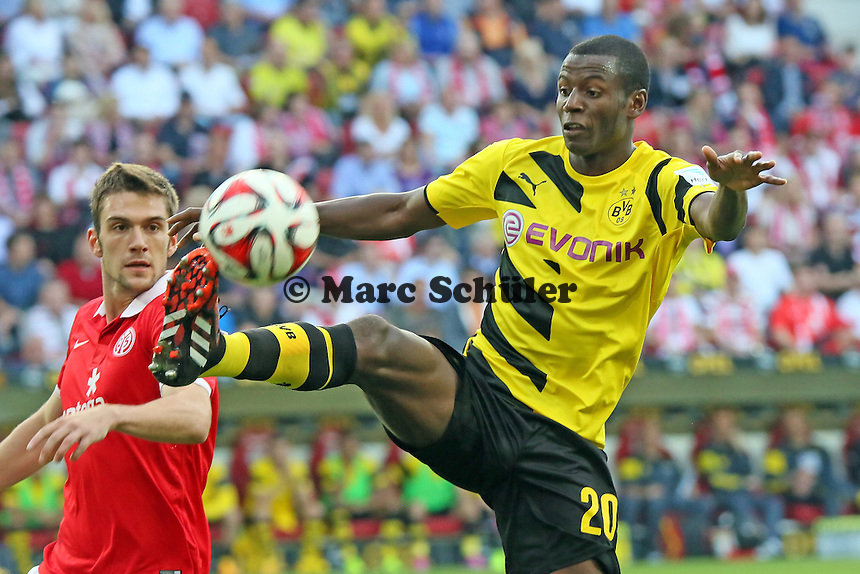 Adrian Ramos (BVB) - 1. FSV Mainz 05 vs. Borussia Dortmund, Coface Arena