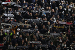 Juventus fans hold aloft their scarves before the UEFA Champions League match at Juventus Stadium, Turin. Picture date: 26th November 2019. Picture credit should read: Jonathan Moscrop/Sportimage