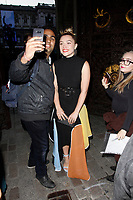 LONDON, ENGLAND - JUNE 04 :  Florence Pugh leaves The Royal Academy Of Arts Summer Exhibition preview party at The Royal Academy on June 04, 2019 in London, England.<br /> CAP/AH<br /> ©AH/Capital Pictures