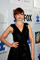 Carla Gugino.at the Autism Speaks' 7th Annual 'Acts Of Love' Benefit held in.Santa Monica, California .3 October 2009