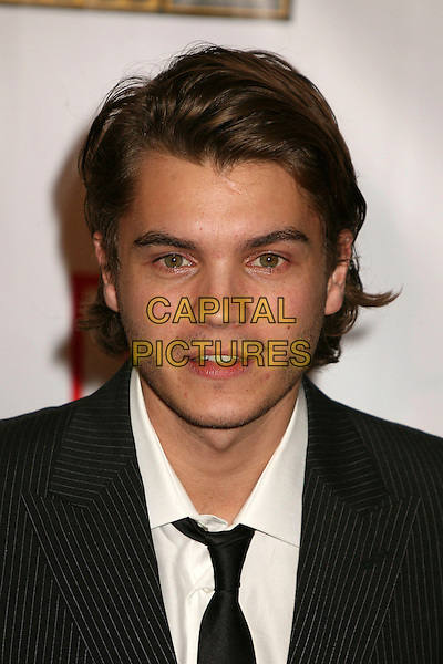 EMILE HIRSCH.At The 12th Annual Broadcast Film Critics Choice Awards held at The Santa Monica Civic Auditorium in Santa Monica, California, LA, USA, January 12th 2007. .portrait headshot hirsh.CAP/ADM/BP.©Byron Purvis/AdMedia/Capital Pictures.