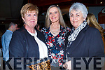 : <br /> <br /> <br /> <br /> Rachel Moynihan,Eileen Moriarty and Kate Muller at the Na Gael play &quot; One Murder &amp; A Christening&quot; at Na Gael GAA club,Tralee on Saturday night.