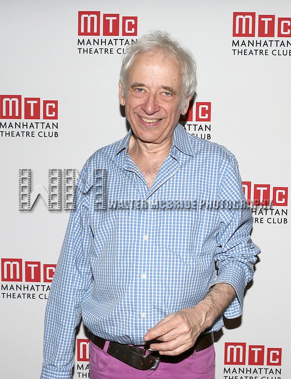 Austin Pendleton attending the Opening Night Celebration for the MTC American Premiere of 'Choir Boy' at Inside Park at St. Bart's on July 2, 2013 in New York City.