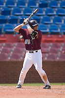 Tony Sanchez #26 of the Boston College Eagles at bat versus the Wake Forest Demon Deacons at Wake Forest Baseball Park April 11, 2009 in Winston-Salem, NC. (Photo by Brian Westerholt / Four Seam Images)