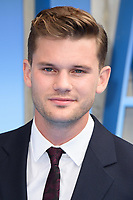 "Jeremy Irvine<br /> arriving for the ""Mama Mia! Here We Go Again"" World premiere at the Eventim Apollo, Hammersmith, London<br /> <br /> ©Ash Knotek  D3415  16/07/2018"