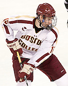 Kevin Hayes (BC - 12) - The Boston College Eagles defeated the Providence College Friars 7-0 on Saturday, February 25, 2012, at Kelley Rink at Conte Forum in Chestnut Hill, Massachusetts.