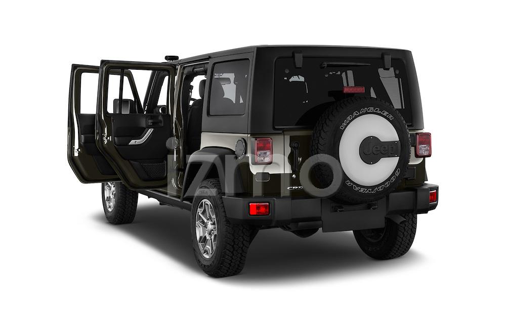 Car images of 2016 JEEP Wrangler-Unlimited Rubicon 5 Door SUV Doors