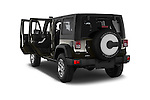 Car images of 2016 JEEP Wrangler-Unlimited Rubicon 5 Door SUV Doors