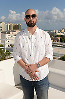 MIAMI BEACH, FL - OCTOBER 05: Ghazi Shami poses for a portrait during the Empire Records DJ party held at Skydeck on October 5, 2018 in Miami Beach, Florida. <br /> CAP/MPI04<br /> &copy;MPI04/Capital Pictures