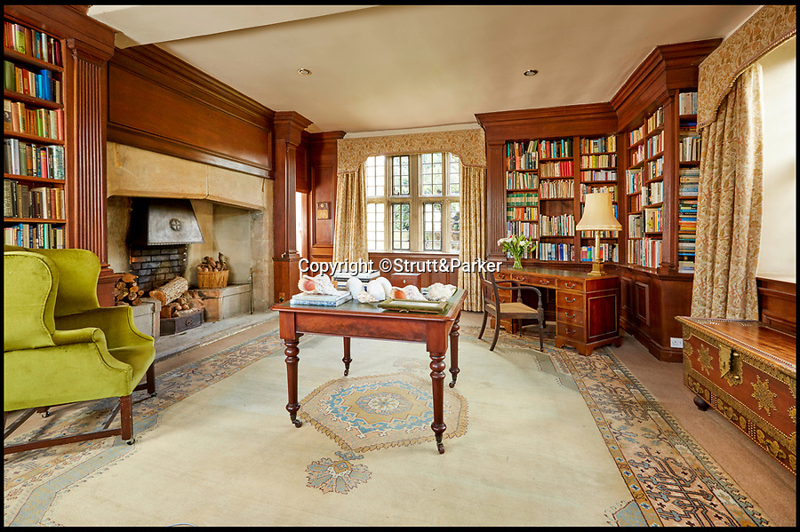"BNPS.co.uk (01202 558833)<br /> Pic: Strutt&Parker/BNPS<br /> <br /> Luvvie nest...<br /> <br /> A striking Cotswold manor house that was the scene of parties with the great and good of the acting world has gone on the market.<br /> <br /> John Wood, one of theatre's most distinguished actors, bought Hidcote House in 1981 and described it as the ""most magical house in England"".<br /> <br /> His daughter said he had many parties while he lived there and his circle of friends included playwrights Tom Stoppard and Harold Pinter, director Woody Allen and actors Maggie Smith, Ralph Fiennes, Lauren Bacall and Johnny Depp.<br /> <br /> The Grade I listed manor house in Hidcote Boyce, Glos, which comes with a separate cottage and 21 acres of grounds, is now being sold through Strutt & Parker with a guide price of £3million."
