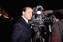 Silvio Berlusconi, President Fininvest, Milan, November 11, 1989. © Carlo Cerchioli