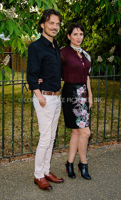 WWW.ACEPIXS.COM<br /> <br /> July 2 2015, New York City<br /> <br /> Matthew Williamson and Sadie Frost arriving at The Serpentine Gallery summer party at The Serpentine Gallery on July 2, 2015 in London, England<br /> <br /> By Line: Famous/ACE Pictures<br /> <br /> <br /> ACE Pictures, Inc.<br /> tel: 646 769 0430<br /> Email: info@acepixs.com<br /> www.acepixs.com