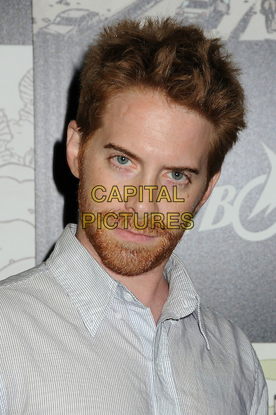 "Seth Green.""The Walking Dead"" 100th Issue Party held at Petco Park, San Diego, California, USA..July 13th, 2012.headshot portrait white shirt beard facial hair   .CAP/ADM/BP.©Byron Purvis/AdMedia/Capital Pictures."