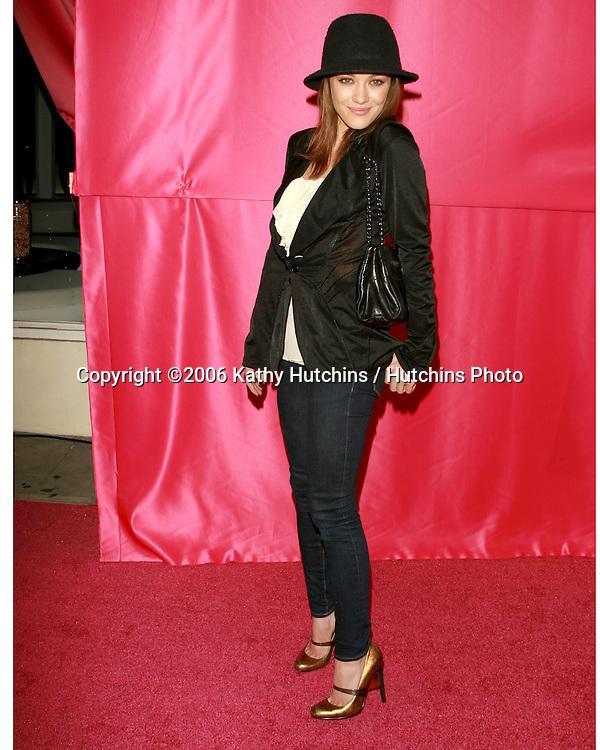 Hilary Duff.Glamour Gullz/J-Gurlz Launch.The Gershwin.Los Angeles, CA.September 26, 2006.©2006 Kathy Hutchins / Hutchins Photo....