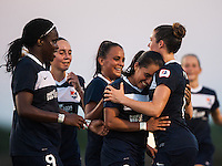 Sky Blue FC vs. Washington Spirit, July 6, 2013