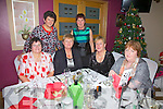 Enjoying a ladies night out on Women's Christmas night in The Ring of Kerry Hotel were front l-r; Mary Daly, Mary Landers, Mary Cronin, Mary O'Mahony, back l-r; Bridget O'Mahony & Eileen O'Driscoll.
