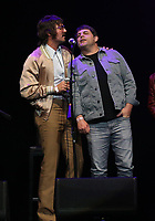 13 April 2018 - Las Vegas, Nevada -  Midland,  Mark Wystrach,  Rhett Akins.  ACM Party For A Cause ACM Stories, Songs & Stars at The Joint inside The Hard Rock Hotel and Casino. Photo Credit: MJT/AdMedia
