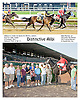 Distinctive Alibi winning Delaware Park on 6/28/12