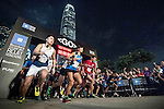Action - Bloomberg Square Mile Relay Hong Kong 2015