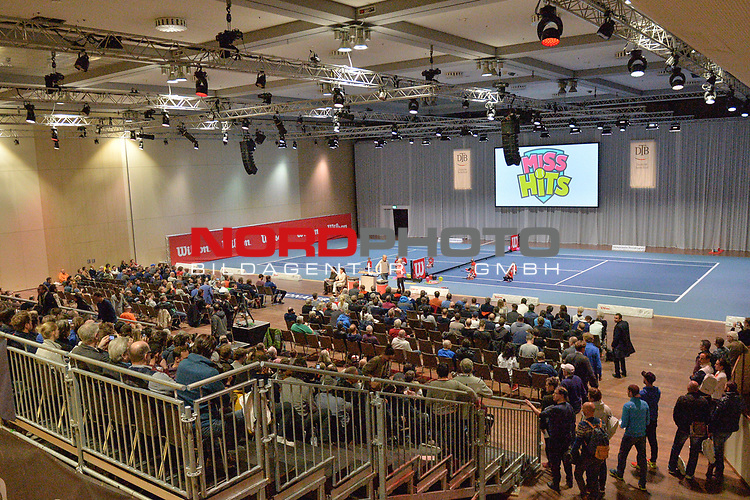 04.01.2018, Estrel Congress Center, Berlin, GER,  Internationaler DTB Tenniskongress 2019 <br /> <br /> im Bild Judy Murray referiert zu dem Projekt Miss Hits<br /> <br /> Foto © nordphoto/Mauelshagen