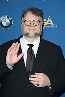 BEVERLY HILLS, CA - FEBRUARY 3: Guillermo del Toro   at the 70th Annual Directors Guild of America Awards (DGA, DGAs), at The Beverly Hilton Hotel in Beverly Hills, California on February 3, 2018.  <br /> CAP/MPI/FS<br /> &copy;FS/Capital Pictures